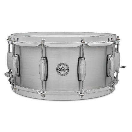 Gretsch Grand Prix Aluminum Snare Drum - 14x6.5