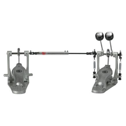 Gibraltar Road Class Double Bass Pedal - Single Chain Drive Drum Pedal