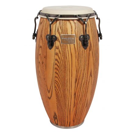 Tycoon Percussion 11 3/4 Signature Grand Series Conga With Matching Single Stand