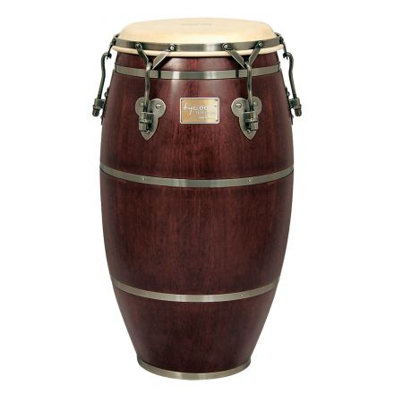 Tycoon Percussion 12 1/2 Signature Heritage Series Tumba With Matching Single Stand