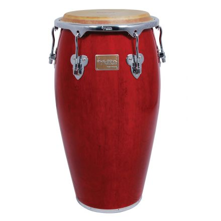 Tycoon 12 1/2 Master Classic Series Red Tumba With Stand