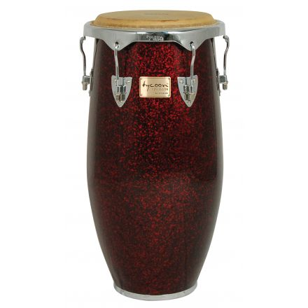 Tycoon 12.5 Concerto Series Red Pearl Tumba With Single Stand
