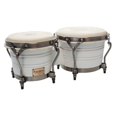 Tycoon Percussion 7 & 8 1/2 Signature Pearl Series Bongos