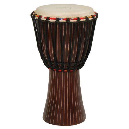 Tycoon Percussion Hand Carved 10 African Djembe - T1 Finish