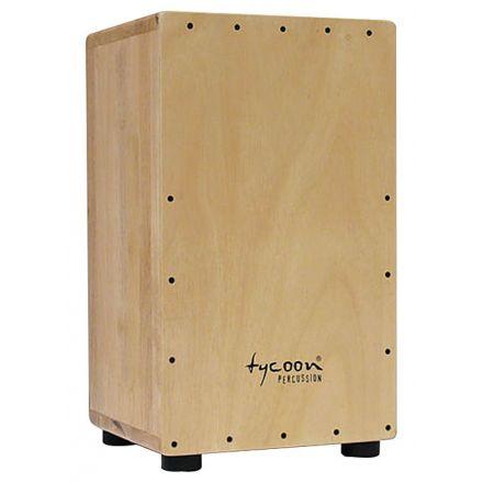 Tycoon Percussion 29 Series Solid Wood Siam Oak Cajon