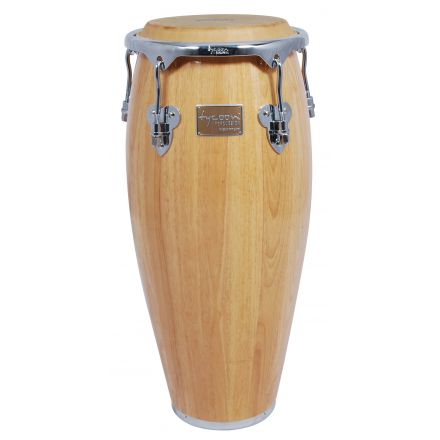 Tycoon Percussion 10 Master Classic Series Natural Tumba With Single Stand