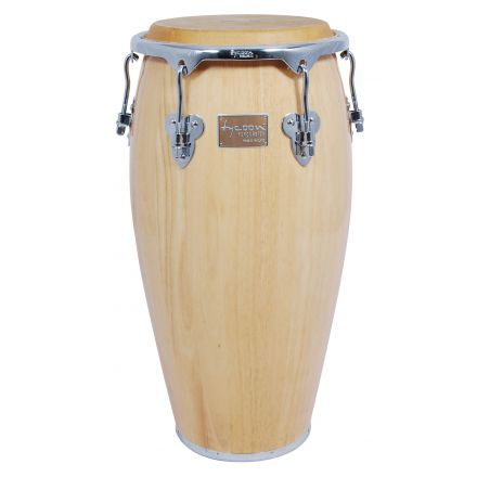 Tycoon 11 3/4 Master Classic Series Natural Conga With Single Stand