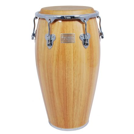 Tycoon 12 1/2 Master Classic Series Natural Tumba With Single Stand