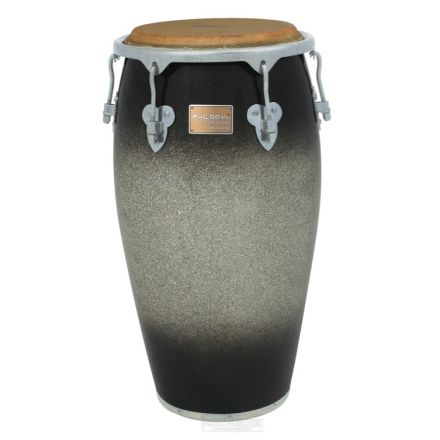 Tycoon Percussion 12.5 Platinum Fade Brushed Chrome Hardware