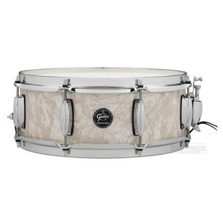 Gretsch Renown 5x14 Snare Drum Vintage Pearl