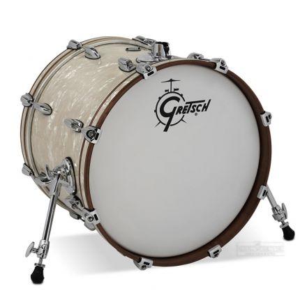Gretsch Renown 14x18 Bass Drum Vintage Pearl