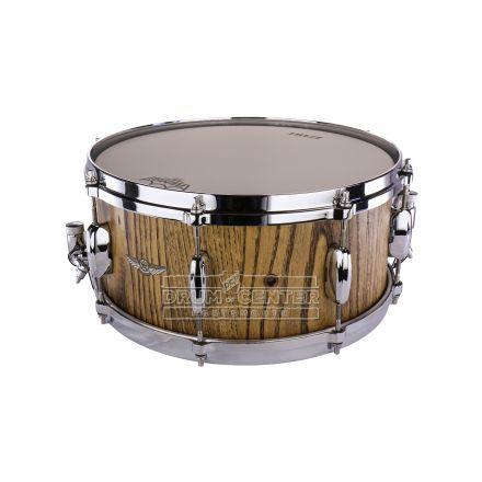 Tama Star Walnut Snare Drum - 14x6.5 - Roasted Japanese Chestnut - Chrome Shell Hardware