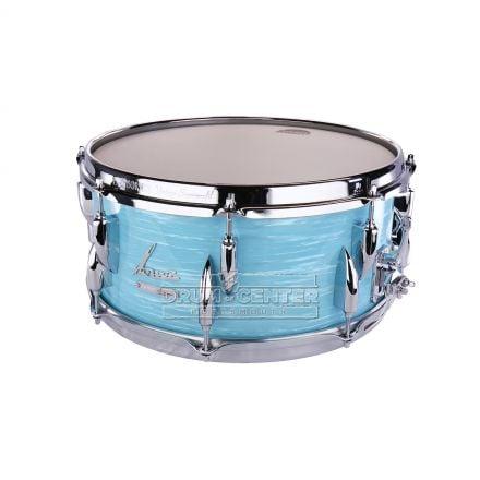 Sonor Vintage Series Snare Drum - 14x6.5 - California Blue