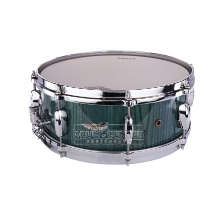 Tama Star Walnut Snare Drum - 14x5.5 - Light Indigo Japanese Chestnut