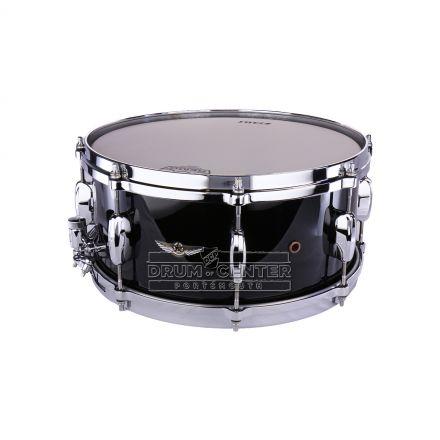 Tama Star Walnut Snare Drum - 14x6.5 - Piano Black