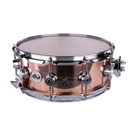 DW Collectors Polished Copper Snare Drum - B-Stock Deal! - 14x5.5