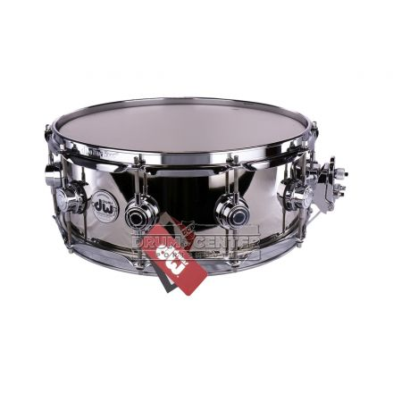 DW Collectors Nickel Over Brass Prototype Snare Drum - B-Stock Deal! - 14x5.5