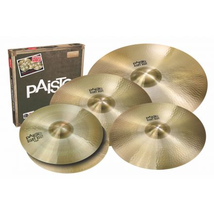 Paiste Giant Beat Cymbal Set 15/20/24 + Free 18