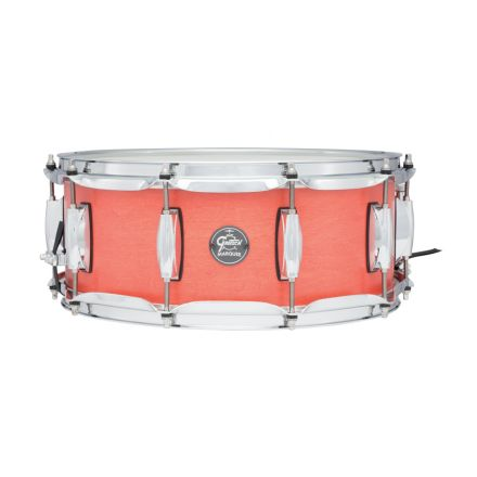 Gretsch Marquee 5.5X14 10 Lug Snare Satin Red Coral- Liquidation Deal!
