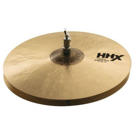 Sabian HHX 15 Complex Medium Hat Top