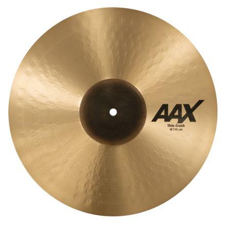 Sabian AAX 16 Thin Crash