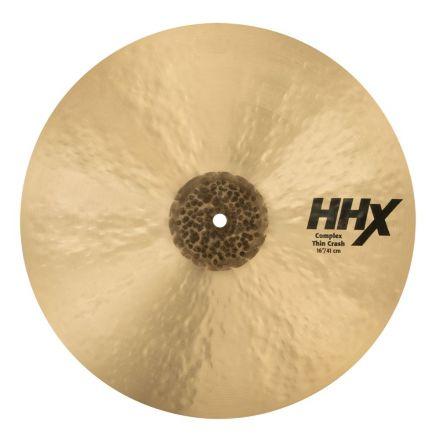 """Sabian HHX Complex Thin Crash Cymbal 16"""""""
