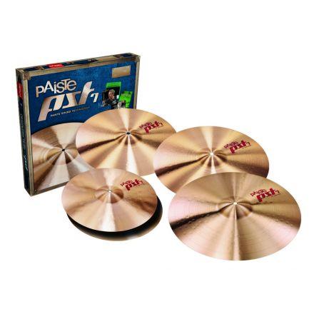 Paiste PST 7 Session Cymbal Box Set w/ FREE Crash