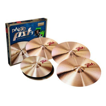 Paiste PST 7 Universal Cymbal Box Set w/ FREE Crash