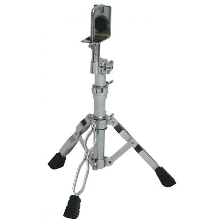 Tycoon Percussion Chrome Plated Bongo Stand For The Seated Player
