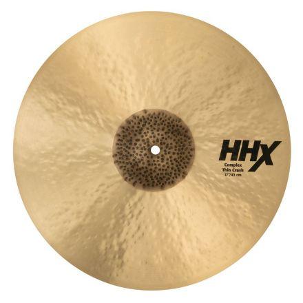 """Sabian HHX Complex Thin Crash Cymbal 17"""""""