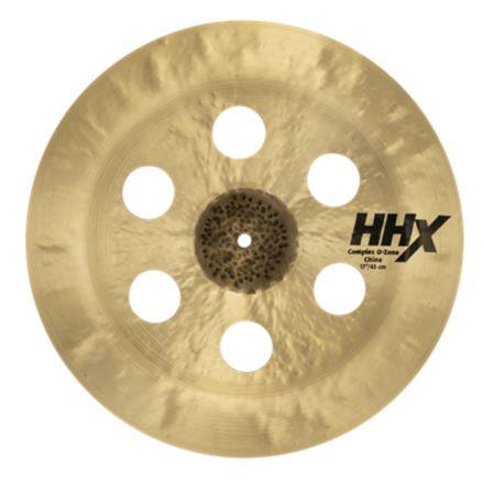 Sabian HHX Complex O-Zone China Cymbal 17