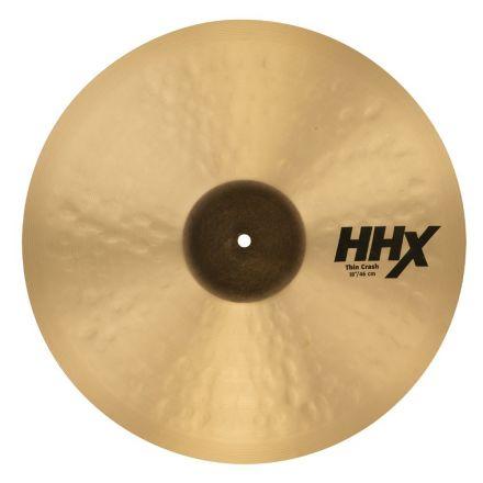 """Sabian HHX Thin Crash Cymbal 18"""""""