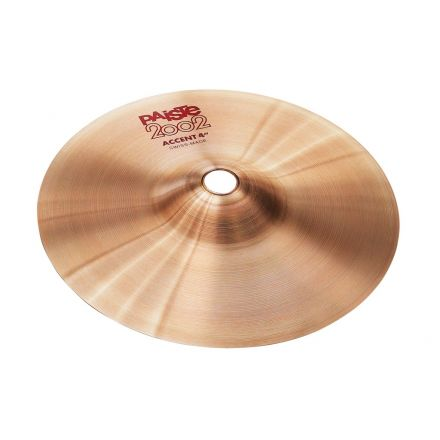 """Paiste 2002 Accent Cymbal Pair 4"""""""