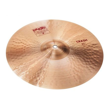 "Paiste 2002 Crash Cymbal 17"""
