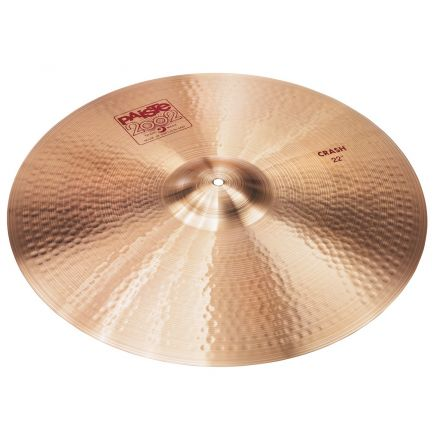 "Paiste 2002 Crash Cymbal 22"""