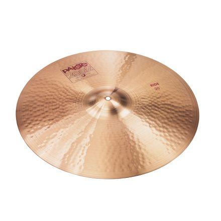 """Paiste 2002 Ride Cymbal 20"""""""