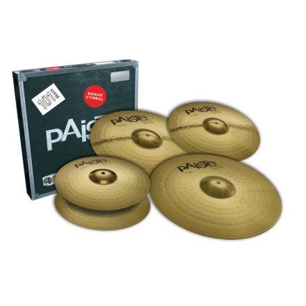 Paiste 101 Brass Universal Set 14/16/20 + Bonus 14