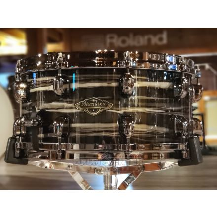 Tama Starclassic Walnut/Birch 14x6.5 Snare Drum - Lacquered Charcoal Oyster