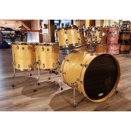 Used Ludwig Classic Maple 5pc Drum Set