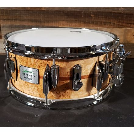 Used Sonor Benny Greb Signature Snare Drum 2.0 13x5.75 - LIKE NEW!