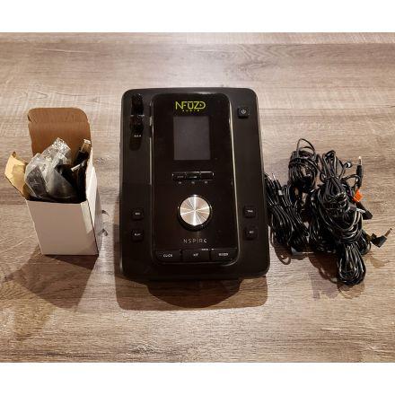 Used NFUZD Audio NSPIRE Standard Electronic Drum Pad Set