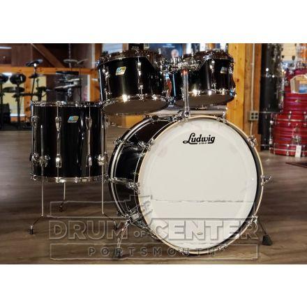 Ludwig Classic Oak 4 Piece Drum Set - Pound Town Config
