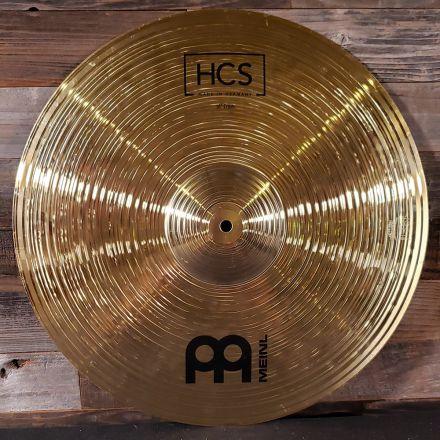 Used Meinl HCS Crash Cymbal 18
