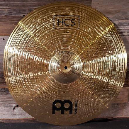Used Meinl HCS Ride Cymbal 20