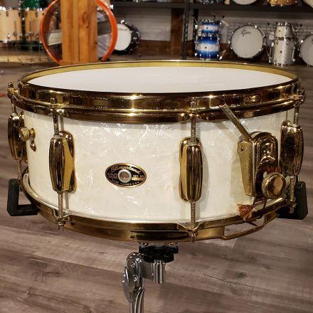 Used Slingerland '69 Artist Series Snare Drum w/ Gold HW 14x5.5