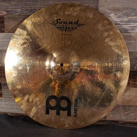 Used Meinl Soundcaster Custom Medium Ride Cymbal 20
