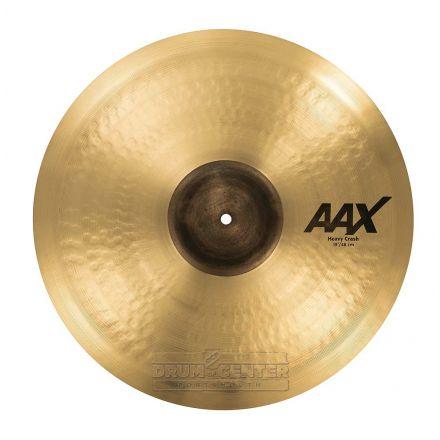 """Sabian 19"""" AAX Heavy Crash Cymbal"""