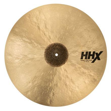 """Sabian HHX Complex Thin Crash Cymbal 22"""""""