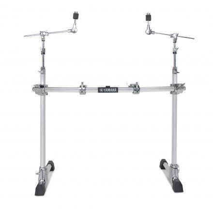 Yamaha HexRack II 2-Leg Drum Rack w/ Curved Pipe & 2 CH-755