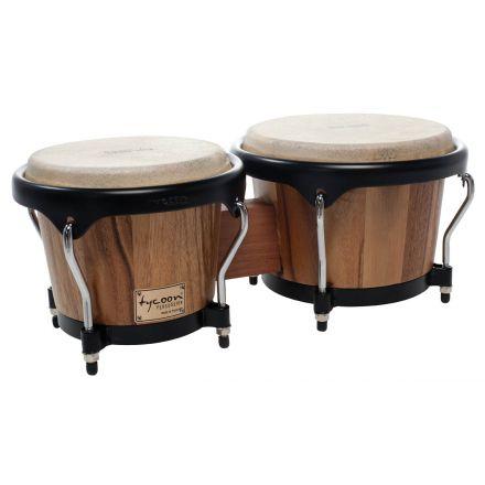 Tycoon Percussion 7 & 8 1/2 Artist Series Jamjuree Bongos